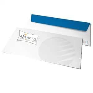 הדפסה על מעטפות