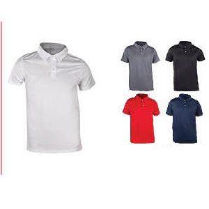 הדפסה על חולצת פולו גברים