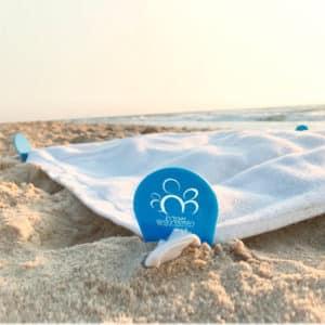 קליפס למגבת חוף