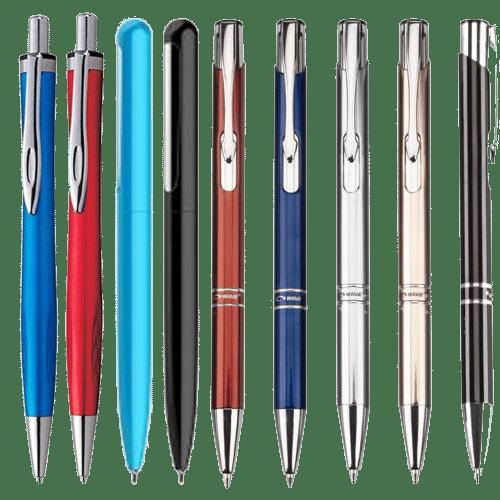 עטים ממותגים, הדפסה על עטים